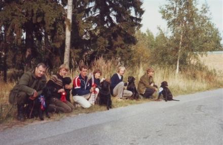Första jaktprovet